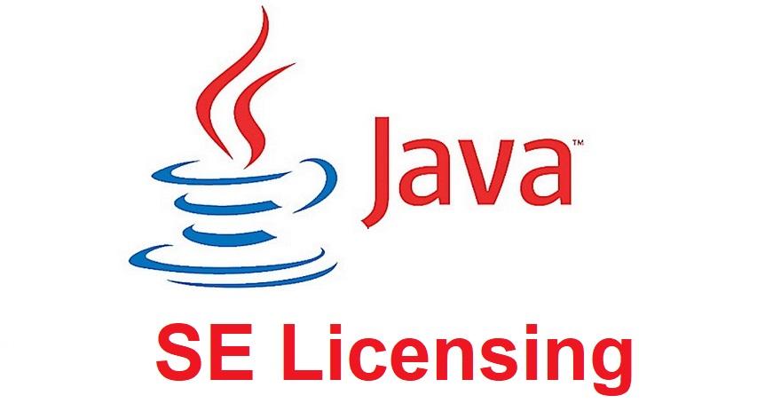 Java Licensing