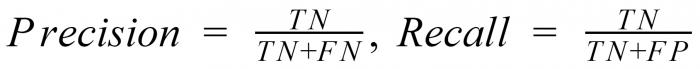 Precision formula
